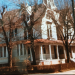 Site of Rivera house: Pioneers' first home