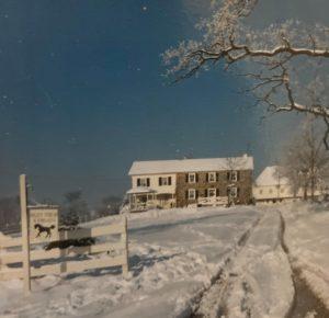 Rural Newberry Township: Freedom seeker shot at Underground Railroad station